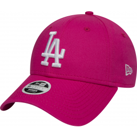 New Era 9FORTY WOMEN MLB LEAGUE ESSENTIAL LOS ANGELES DODGERS - Şapcă club damă