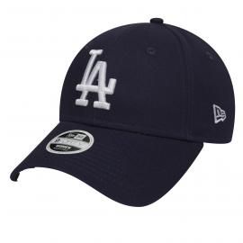 New Era 9FORTY WOMEN MLB LEAGUE ESSENTIAL LOS ANGELES DODGERS - Dámska klubová šiltovka