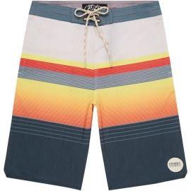 O'Neill PB STRIPE CLUB CRUZER - Chlapčenské šortky do vody
