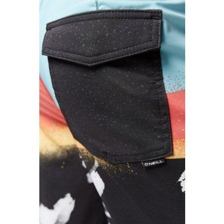 Pánske šortky do vody - O'Neill PM HYPERFREAK ELEVATE SHORTS - 5