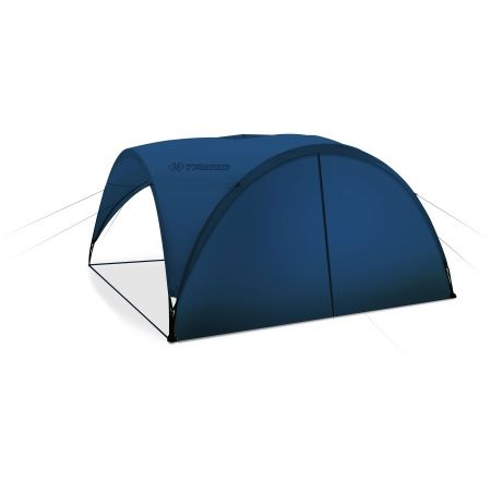 TRIMM SUNWALL FOR A PARTY TENT WITH A ZIPPER