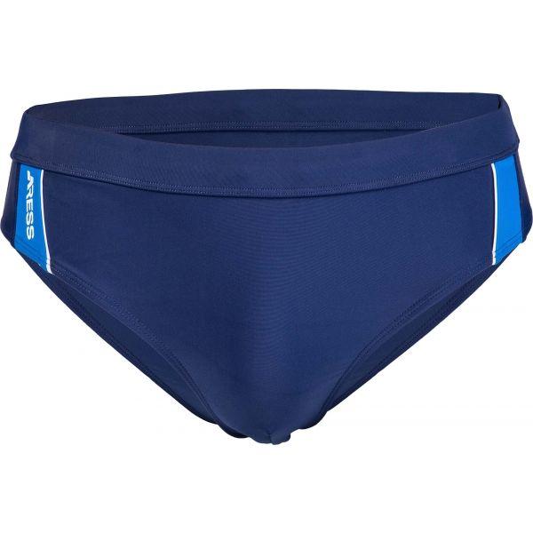 Aress BLAKE niebieski XXL - Kąpielówki męskie