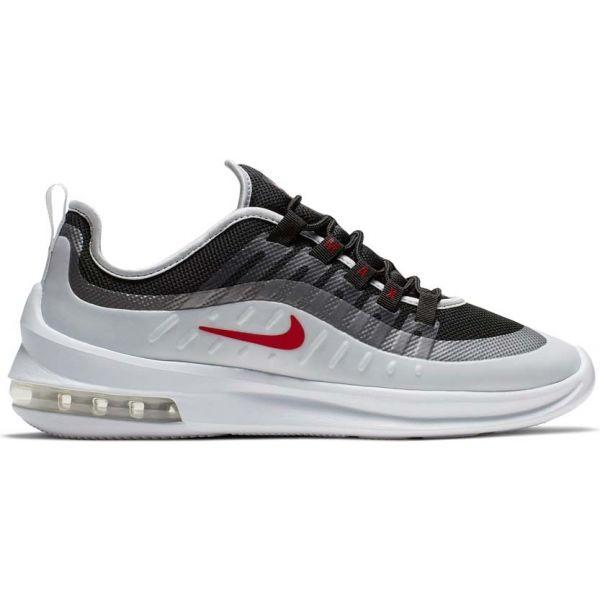 Nike AIR MAX AXIS šedá 10 - Pánské volnočasové boty