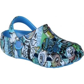Coqui BIG FROG PRINTED - Kids' sandals