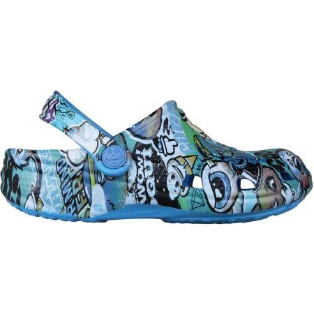 Dětské sandály - Coqui BIG FROG PRINTED - 2