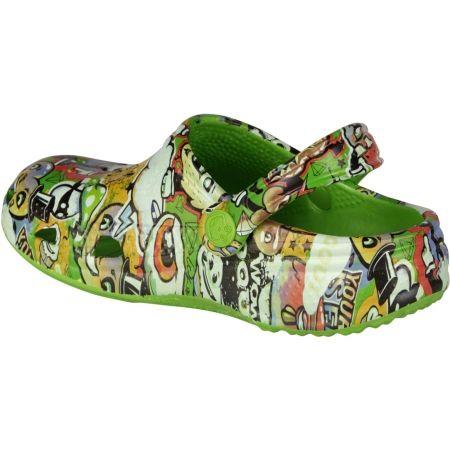 Kids' sandals - Coqui BIG FROG PRINTED - 3