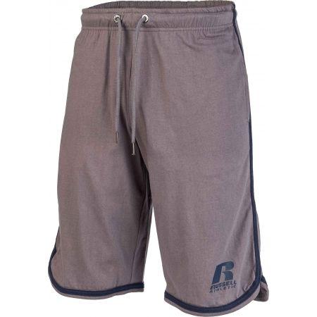 Pánske šortky - Russell Athletic LONG SHORTS - 2