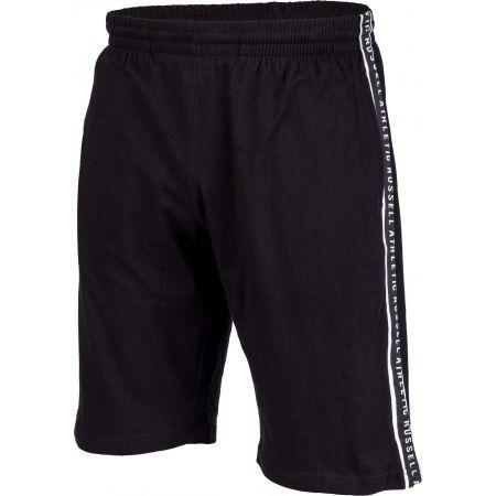 Pánské šortky - Russell Athletic PANEL PRINTED SHORT - 2
