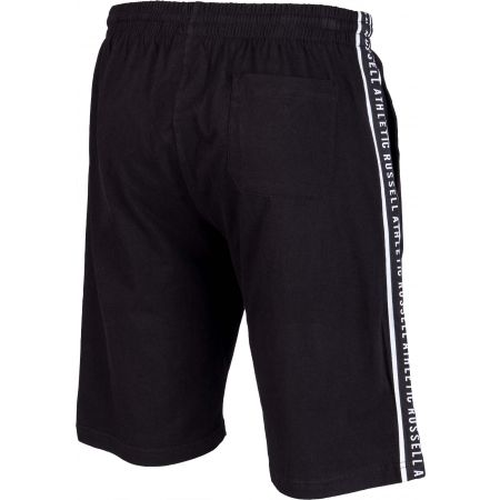 Pánské šortky - Russell Athletic PANEL PRINTED SHORT - 3