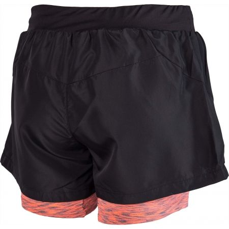 Women's fitness shorts - Fitforce 2V1 NOTY - 3