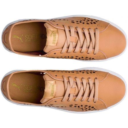 Dámská volnočasová obuv - Puma VIKKY STACKED LASE - 4