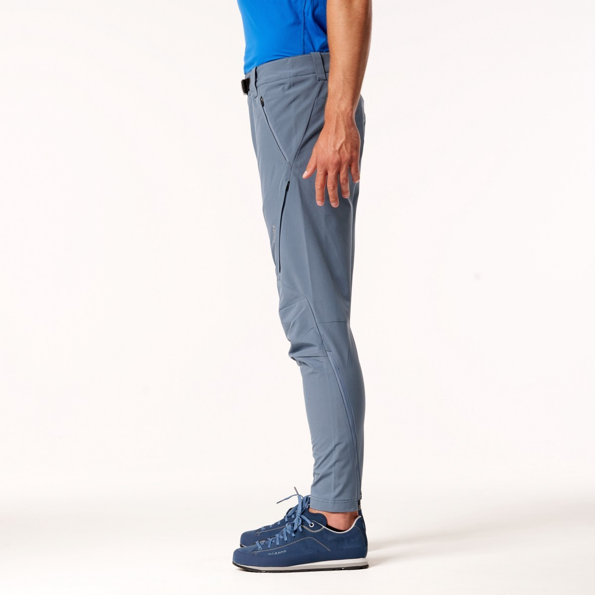 Men's softshell trousers