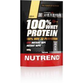 Nutrend 100% WHEY PROTEIN 2250G VANILKA - Proteín