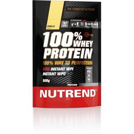 Protein - Nutrend 100% WHEY PROTEIN 2250G VANILKA