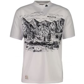 Maloja SERLASM. ALLMOUNTAIN 1/2 - Men's biking jersey