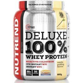 Nutrend DELUXE 100% WHEY 900G PUDINKOVÁ VANILKA - Protein