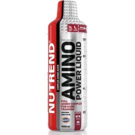 Nutrend AMINO POWER LIQUID 1000ML - Aminokyseliny komplexní