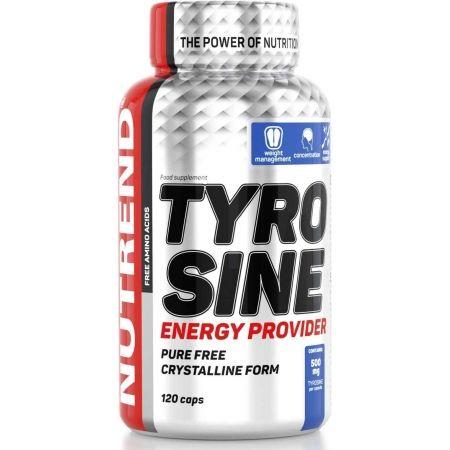 Nutrend TYROSINE 120 KAPSULÍ - Aminokyselina