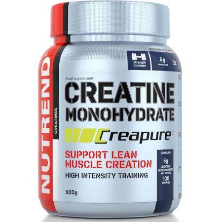 Kreatín - Nutrend CREATINE MONOHYDRATE CREAPURE 500 G
