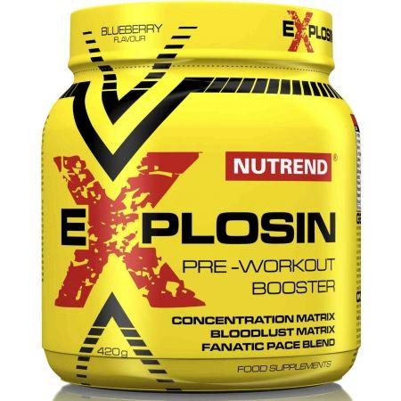 Nutrend EXPLOSIN 420 G BORŮVKA - Stimulant