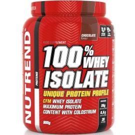 Nutrend 100% WHEY ISOLATE 900G ČOKOLÁDA - Protein