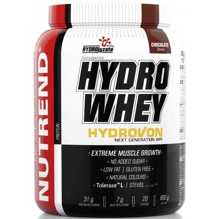 Protein - Nutrend HYDRO WHEY 800G ČOKOLÁDA