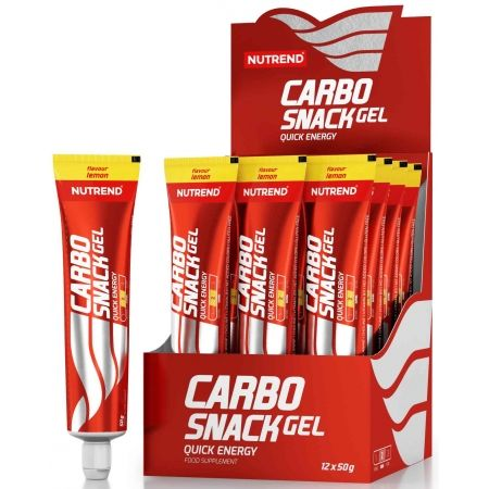 Energie - Nutrend CARBOSNACK 50G CITRON