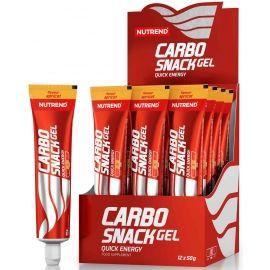 Nutrend CARBOSNACK 50G MERUŇKA - Energie