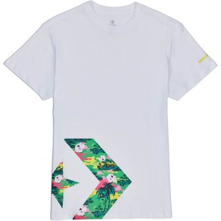 Converse STAR CHEVRON INFILL RELAXED TEE - Dámske tričko