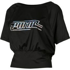 Puma ON THE BRINK TEE - Damen T-Shirt