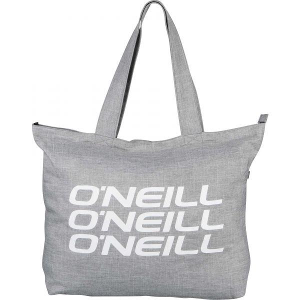 O'Neill BW LOGO SHOPPER šedá NS - Dámska taška