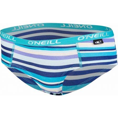 Dámské spodní kalhotky - O'Neill HIPSTER STRIPES 2-PACK - 2