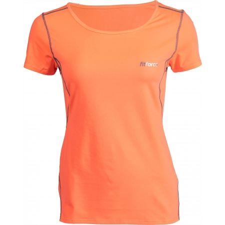 Dámské fitness triko - Fitforce CARMEN - 1