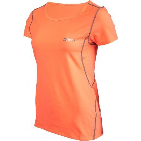Dámské fitness triko - Fitforce CARMEN - 2