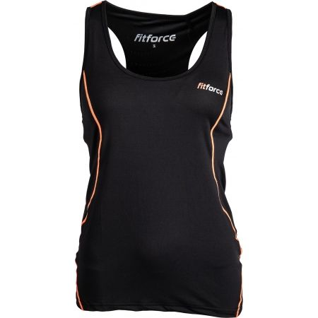 Women's top with a built-in bra - Fitforce BEATRICE - 1