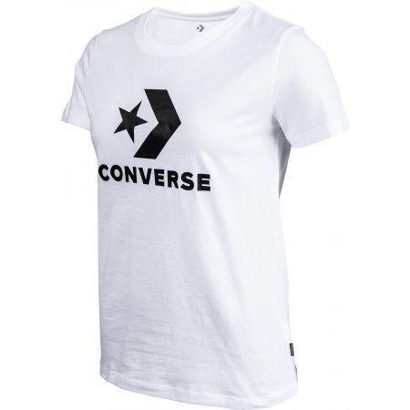 Dámské triko - Converse STAR CHEVRON CORE SS TEE - 2
