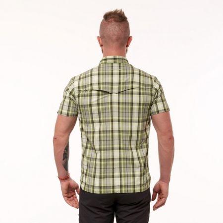Pánska košeľa - Northfinder LEMON - 4