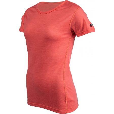 Women's woollen T-shirt - Devold BREEZE T-SHIRT W - 2