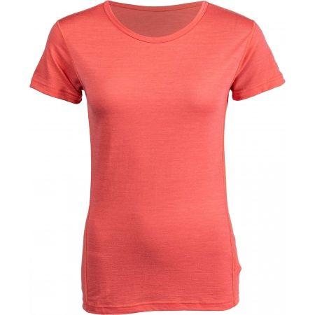 Women's woollen T-shirt - Devold BREEZE T-SHIRT W - 1