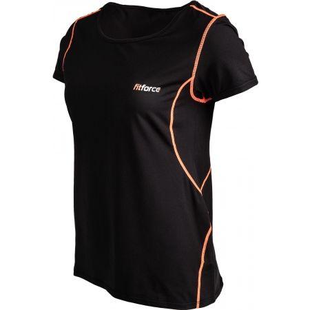 Tricou fitness damă - Fitforce CARMEN - 2