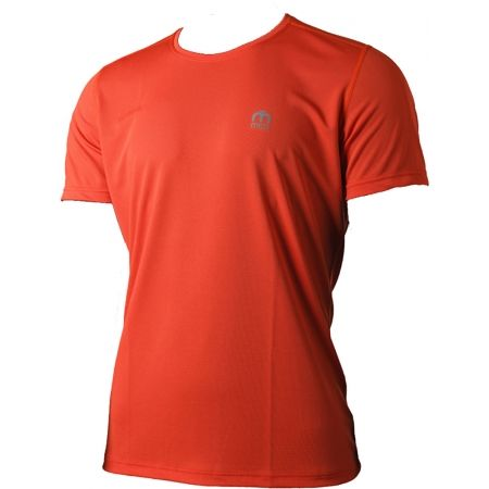 Pánske funkčné bežecké tričko - Mico SHIRT RUNNING