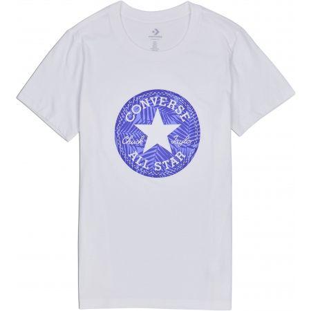 Dámské triko - Converse SEASONAL CHUCK PATCH PALM FILL TEE