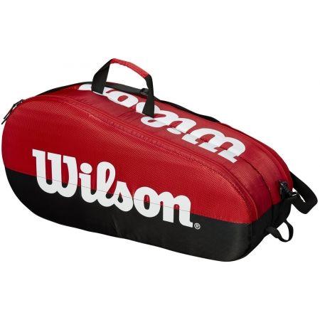 Чанта за тенис ракети - Wilson TEAM 2 COMP - 1