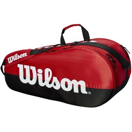 Чанта за тенис ракети - Wilson TEAM 2 COMP - 2