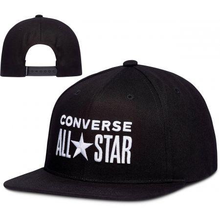 230a5eb90484f Unisex baseball cap - Converse HERITAGE SNAPBACK