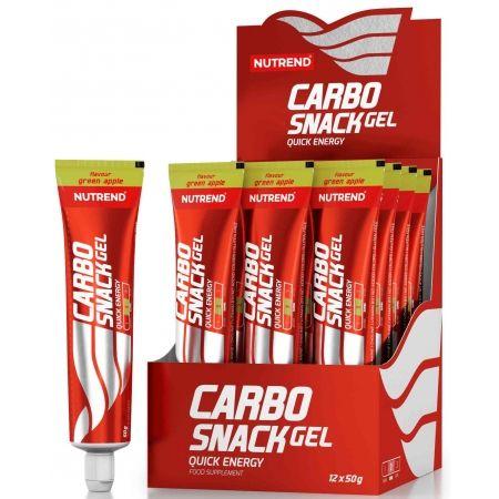 Energetický gel - Nutrend CARBOSNACK 50G ZELENÉ JABLKO