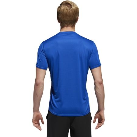 Pánské běžecké triko - adidas RESPONSE TEE M - 7