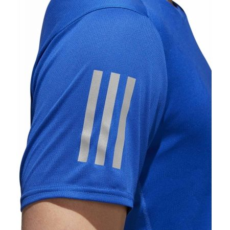 Pánské běžecké triko - adidas RESPONSE TEE M - 9