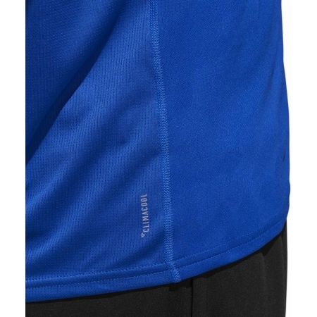 Pánské běžecké triko - adidas RESPONSE TEE M - 10