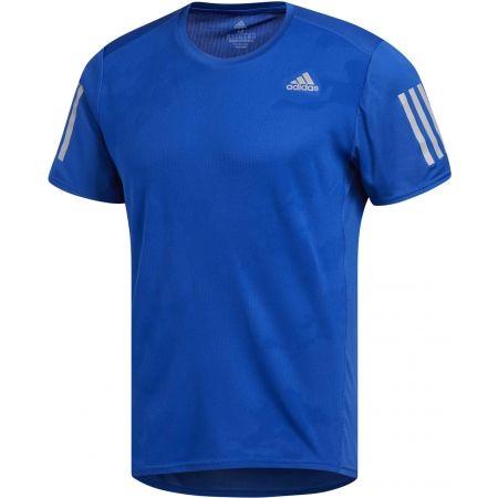 Pánské běžecké triko - adidas RESPONSE TEE M - 1